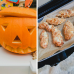 Sticky Finger Cookery School does Halloween on rachelwellsfood.co.uk