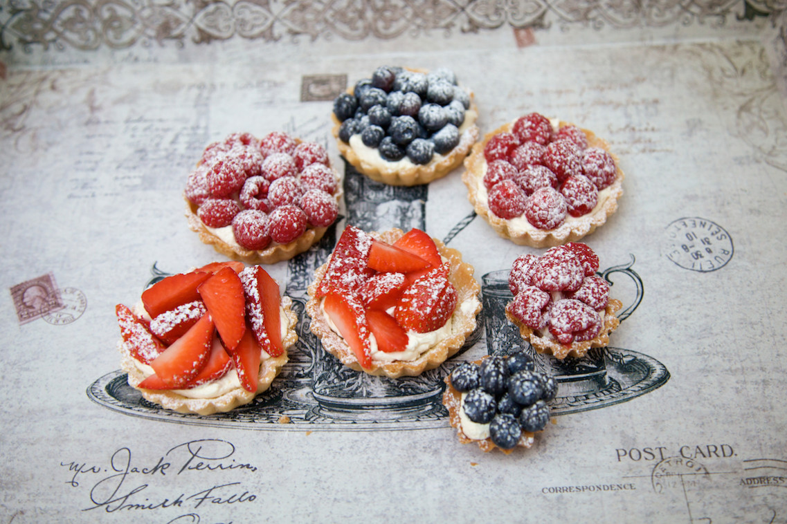 Fruit Tarlets