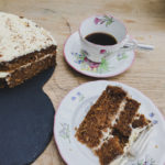 Gluten Free Carrot Cake on Rachel Wells Food