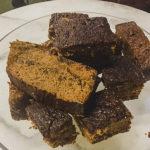 Sticky Ginger Cake on Rachel Wells Food